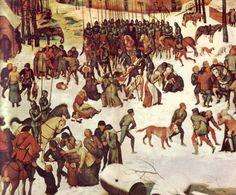 Pieter Bruegel the Elder-The Slaughter Of The Innocents 1502