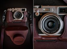 Fujifilm X100, I absolutely cannot wait to get this camera.
