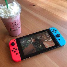 Nintendo Switch with Gray Joy-Con: Video Games Buy Nintendo Switch consoles, games, and accessories online Nintendo 3ds, Playstation, Xbox, Mega Man, Metal Gear, Advance Wars, Katamari Damacy, Buy Nintendo Switch, Art Tutorials