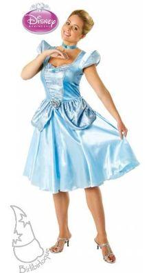 Disfraz de Cenicienta de Disney