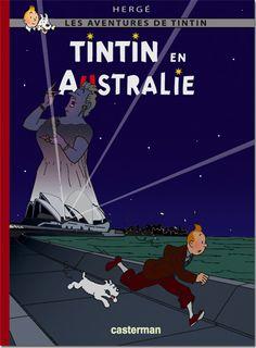 Tintin en Australie