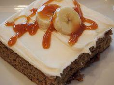 Gluten Free Desserts made Delicious: Gluten Free Super Delicious Banana Cake