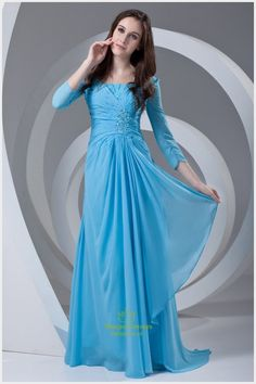 20 Superior Light Blue Long Sleeve Dress