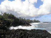 Côte du Sud Sauvage à St Philippe Basse Vallée. La Réunion
