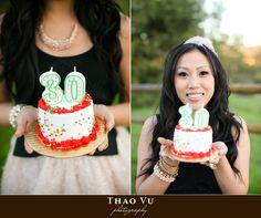 Jen's 30th Birthday Photoshoot