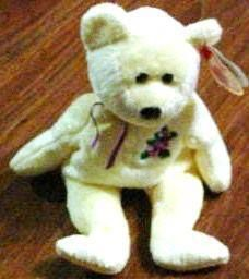 New Ty Beanie Baby Mother's Day Bear