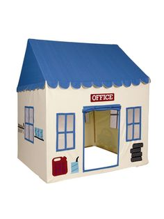 My 1st Garage Playhouse from Classic Toys on Gilt