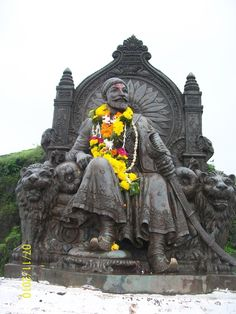 Shivaji is one of the greatest national saviours who emancipated our society and our Hindu dharma when they were faced with the threat of total destruction. He was a peerless hero, a pious and God-fearing king and verily a manifestation of all the virtues of a born leader of men described in our ancient scriptures. He also embodied the deathless spirit of our land and stood as the light of hope for our future.