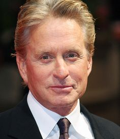 Michael Douglas ~ Born 1944, Academy Award-winning actor, producer, New Brunswick.