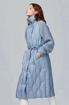 3번째 이미지 Winter Mode Outfits, Winter Fashion Outfits, Hijab Fashion, Fall Outfits, Fashion Show, Winter Jackets Women, Coats For Women, Clothes For Women, Streetwear Mode
