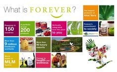 What is Forever Living products