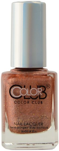 Color Club Back To The Grind, Free Shipping at Nail Polish Canada Spa Branding, Polish Names, Color Club, Holographic Glitter, Base Coat, Nails Magazine, Bright Colors, Manicure, Perfume Bottles