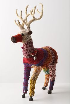 Repurposed Reindeer - Anthropologie