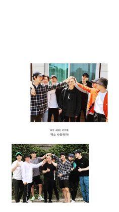 Our social Trends Baekhyun, Exo Kai, K Pop, Exo For Life, The Cure, Exo Lockscreen, Xiuchen, Social Trends, Korea