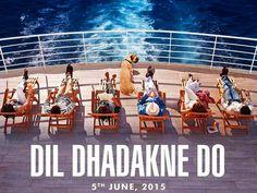First look: Dil Dhadakne Do #Bollywood #Movies