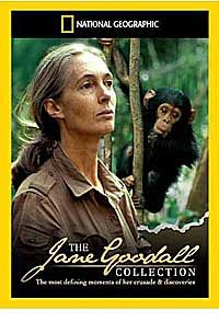 National Geographic: Jane Goodall Collection review (DVD) ★★★ | Screenjabber