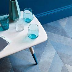 Colour pattern lvt - Designer's choice Amtico Signature, Unique Flooring, Color Patterns, Tiles, Dining Table, Colour, Confidence, Commercial, Shades