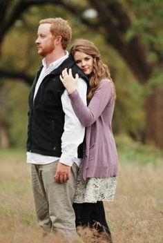 Tiffany & Blake | Engagements | Two Birds One Stone {Abilene, TX Wedding Photographer}