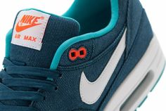 new concept 934b7 f341b Nike Air Max 1 Premium 'Denim' Pack Air Max 1, Nike Air Max