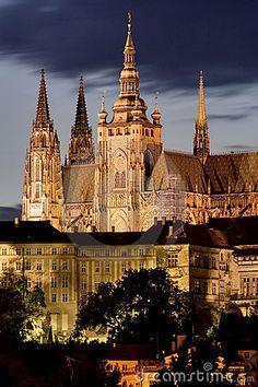 Prague Castle | Repúblia Checa. dreamstime.com