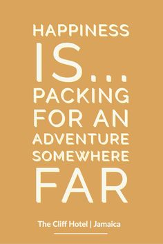 We couldn't agree more! Where are you planning to head off on your travels next? Maybe it's an exciting road trip or a journey to the unknown? Cliff Hotel, Jamaica Hotels, Funny Travel Quotes, Inspirational Words Of Wisdom, Negril, One Liner, Thought Provoking, Make You Smile, Traveling By Yourself