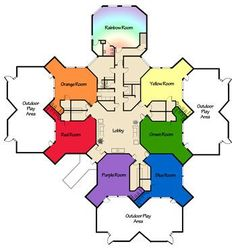 1000 ideas about daycare design on pinterest daycare for Design a preschool classroom floor plan online