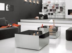 Dadox Modern Italian Coffee Table by Cattelan Italia - $935.00