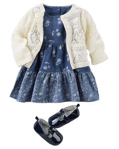 Baby Girl OKF16AUGBABY12 | OshKosh.com