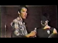 ancient Misfits interview with Danzig before a show - YouTube