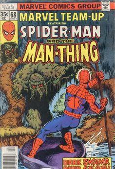 marvel team up   Marvel Team-Up Vol 1 68 - Marvel Comics Database