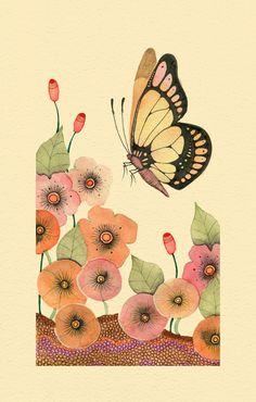 Colleen Parker  'Country Garden'