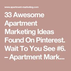 Marketing Tools Ideas Social Media Strategies Awesome Apartments Property Management Resident Retention Office Decor