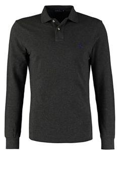 SLIM FIT - Poloshirt - bristol heather