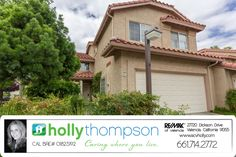 Homes for Sale in Saugus, CA Brought to you by Holly Thompson of REMAX of Santa Clarita: 28148 Bobwhite Cr  #66 – Sunny and Spacious End Unit Townhome! For more information on this listing or to view all of my listings, go to www.SVCHolly.com or contact me today at 661-714-2772 with any questions or to see this home!