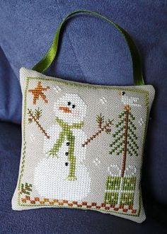 All Dolled Up! - Little House Needleworks (....cr....so cute when done)