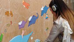 Interactive Mural by Wall and Wall - Bare ConductiveBare Conductive