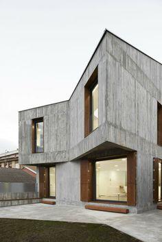 alcolea + tárrago arquitectos — MP House in Sesma
