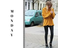 All about fashion: ¡Outfits para la Semana!