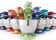 Kitchen Aid.