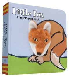 Tiny tots will enjoy spending a sunny day of play with a mischievous fox cub in Little Fox. These simple, comforting stories feature a permanently attached plush finger puppet and peekaboo holes in every page, giving parents and children a fun, interactive way to play and read together.