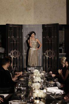 theme gatsby le magnifique les annees folles decoration de la table