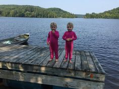 """""""Full-body UV swimsuit-best invention ever"""" Stephanie mom of 1 year old twins and their 3 year old brother. Best Inventions Ever, Free Beach, 1 Year Olds, Full Body, Have Fun, Twins, Brother, Old Things, Swimsuits"""
