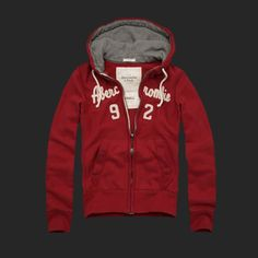 Another one of my Abercrombie hoodies