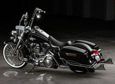 HD Tourers and Baggers