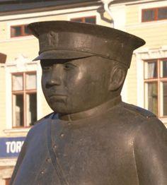 Oulun taidemuseo - julkiset ulkoveistokset Finland