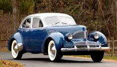 Hemmings Find of the Day – 1941 Graham Hollywood | Hemmings Daily