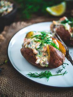 Porkkala-uuniperunat, vegaaninen.. www.viimeistamuruamyoten.com/porkkala-uuniperunat-vegaani/