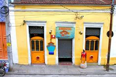 Sobrenatural - Santa Teresa, I know it doesn't look like much, but on the day you decide to get away from the beaches & check out this funky bohemian town, stop here for lunch - you will love it!