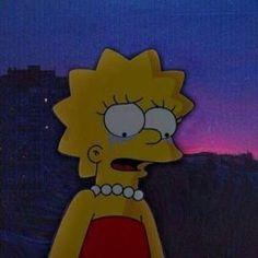 Ideas Wallpaper Iphone Cartoon Sad For 2019 Simpson Wallpaper Iphone, Sad Wallpaper, Iphone Background Wallpaper, Emoji Wallpaper, Aesthetic Iphone Wallpaper, Disney Wallpaper, Trendy Wallpaper, Lisa Simpsons, Simpsons Quotes