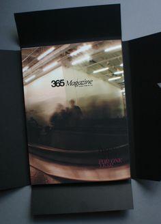 365 Magazine on Behance